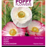 Poppies of the world - Rhoeas Shirley Einfache Mischung